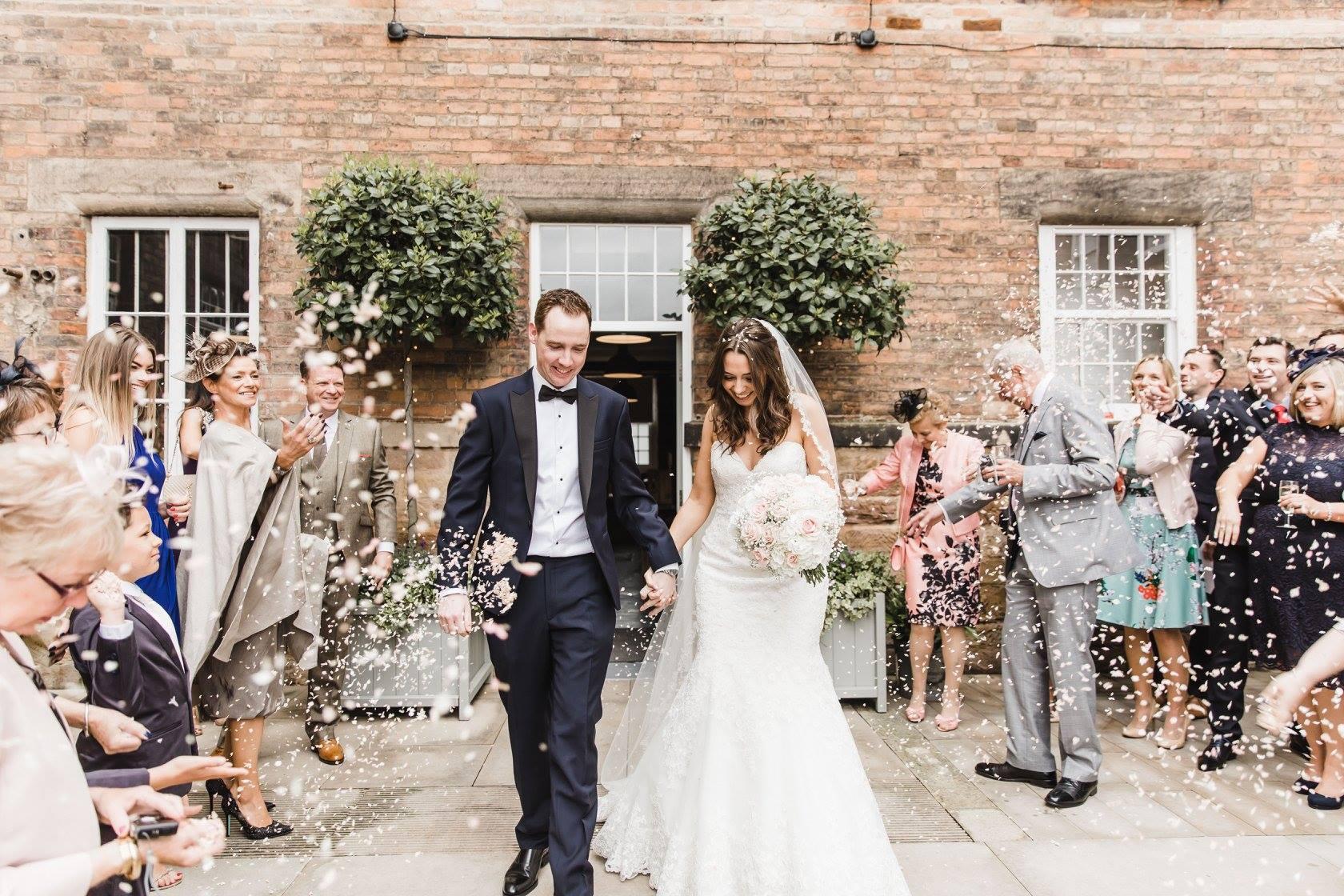 Weddit films - affordable wedding video